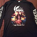 Vampire - TShirt or Longsleeve - Vampire - With Primeval Force