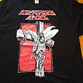 Armoured Angel - Crucify the Clergy TShirt or Longsleeve