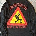 Gehennah - King of the Sidewalk orig.  Ls