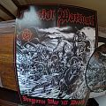 Bestial Warlust Vengeance War 'till Death poster Other Collectable