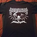 Dissection Anti-Cosmic Metal of Death shirt