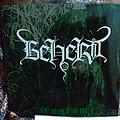 Beherit - Tape / Vinyl / CD / Recording etc - Beherit - Engram red vinyl