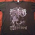 Marduk - TShirt or Longsleeve - Marduk - Wolves... of the Black Sun T-Shirt