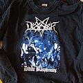 Desaster - Divine Blasphemies pullover