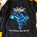 Desaster - Total Desaster over Brazil TShirt or Longsleeve