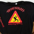 Gehennah - King of the Sidewalk LS TShirt or Longsleeve