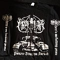 Marduk - TShirt or Longsleeve - Marduk - Panzer Division Marduk LS