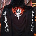 Archgoat - The Luciferian Crown Hoodie Hooded Top