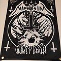 Nifelheim - Patch - Nifelheim - Unholy Death backpatch
