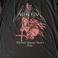 Nifelheim - The Evil Always Return tour shirt
