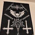 Nifelheim - Patch - Nifelheim - Servants of Darkness backpatch