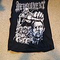 Devourment Behead those who insult slam shirt