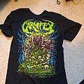 Carnifex 2010 tour shirt