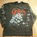 Obituary - Cause of Death vintage longsleeve for sale or trade TShirt or Longsleeve