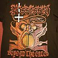 """Possessed - """"Beyond The Gates 1986 - 2016: 30 Years of Tribulation"""" official shirt"""