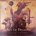 """Act Of Defiance - """"Old Scars, New Wounds"""" Ltd Edition LP in Golden Vinyl Tape / Vinyl / CD / Recording etc"""