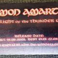 "Amon Amarth - Other Collectable - Amon Amarth - ""Twilight of the Thunder God"" Ltd Edition Earplugs"