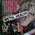"Quiet Riot - ""Metal Health"" Gatefold EP (Tour Edition)"