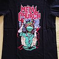 "Metal Church - ""Fake Healer"" official reissue shirt"