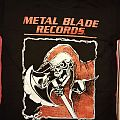 Metal Blade Records official shirt