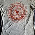 """Black Sabbath - """"The End"""" official tour shirt"""