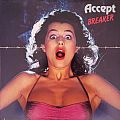 "Accept - Tape / Vinyl / CD / Recording etc - Accept - ""Breaker"" LP"