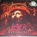 """Slayer - """"Repentless"""" Ltd Edition Gatefold LP in White Vinyl Tape / Vinyl / CD / Recording etc"""
