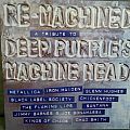 """Various Artists - ReMachined: A Tribute to Deep Purple's """"Machine Head"""" Gatefold LP"""