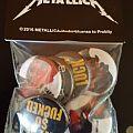 "Metallica - ""Hardwired...To Self Destruct"" promo badges Pin / Badge"
