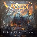 "Accept - Tape / Vinyl / CD / Recording etc - Accept - ""The Rise of Chaos"" Ltd Edition Box Set"