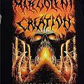 "Malevolent Creation - ""Dead Man's Path"" official tour shirt"