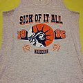 "Sick Of It All - TShirt or Longsleeve - Sick Of It All - ""Knicks"" official sleevless shirt"