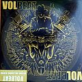 "Volbeat  –  ""Beyond Hell / Above Heaven"" Gatefold Dbl. LP in Brown Vinyl Tape / Vinyl / CD / Recording etc"