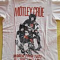 "Mötley Crüe - TShirt or Longsleeve - Mötley Crüe - ""Shout at the Devil Tour"" retro style official shirt"