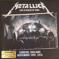 "Metallica - Tape / Vinyl / CD / Recording etc - Metallica - ""Live at the House of Vans"" tpl. live album"