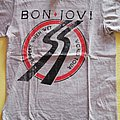 "Bon Jovi - TShirt or Longsleeve - Bon Jovi - ""Slippery When Wet Tour"" retro style official shirt"