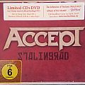 "Accept - Tape / Vinyl / CD / Recording etc - Accept - ""Stalingrad"" Ltd CD/DVD Paperback Edition"