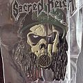 "Sacred Reich - Pin / Badge - Sacred Reich - Official ""OG"" pin"