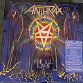 "Anthrax - ""For All Kings"" Ltd Edition Box Set Tape / Vinyl / CD / Recording etc"
