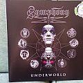 "Symphony X - ""Underworld"" Ltd Edition Dbl. Gatefold LP in Clear Vinyl"