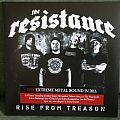 """The Resistance - """"Rise From Treason"""" Dbl. Gatefold 7"""" Single"""