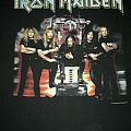 "Iron Maiden - ""X - Factour"" official tour shirt"