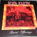 "Iced Earth - ""Burnt Offerings"" Dbl. Gatefold LP in Black Vinyl"