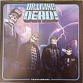 "Dr.Living Dead - Tape / Vinyl / CD / Recording etc - Dr. Living Dead! - ""TEAMxDEADx"" Ltd Edition 7"" Single in Blue Vinyl"