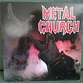 "Metal Church - ""Metal Church"" LP"