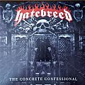 "Hatebreed - ""The Concrete Confetional"" LP in Clear Vinyl"