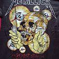 """Metallica - """"Shortest Straw"""" official shirt (reprint)"""