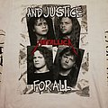 "Metallica - TShirt or Longsleeve - Metallica - ""Four Faces"" official shirt (reprint)"