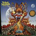 "The Black Dahlia Murder - ""Deflorate"" LP in Pumkin Orange Vinyl"