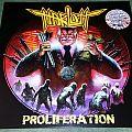 """Harlott - """"Proliferation"""" LP in White/Red Slattered Vinyl Tape / Vinyl / CD / Recording etc"""